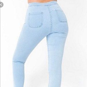 The Easy Jean American Apparel